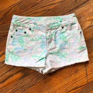 Justice Shorts Size 10